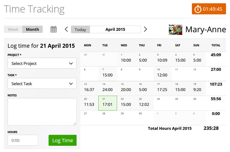 The Best Timesheet Calculator Template To Log Time And Track Hours
