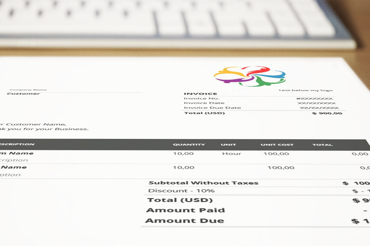 commercial invoice template for moneypenny invoice maker professional customized commercial invoice template
